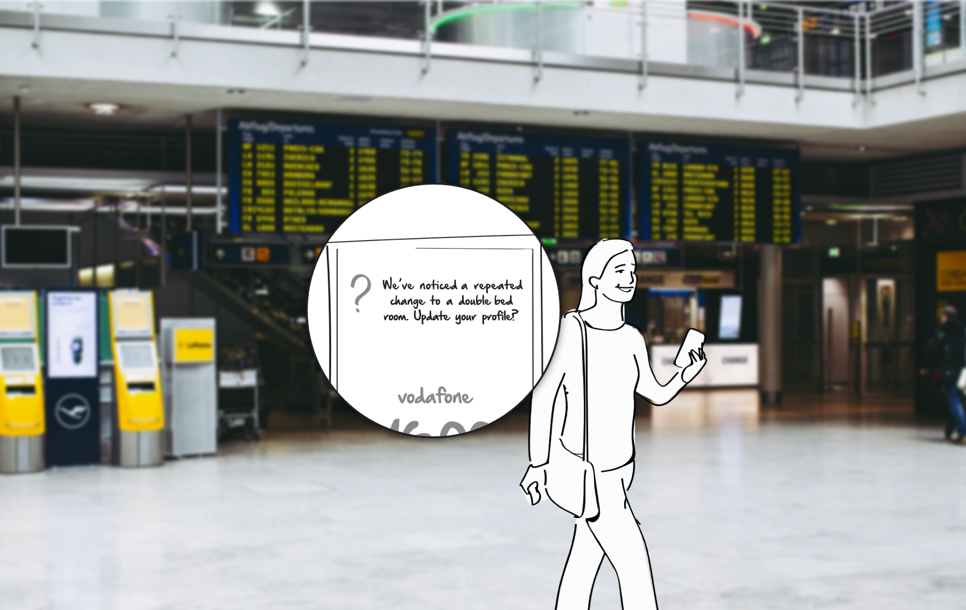 Designing interactions for business travel experiences